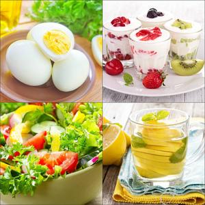 Меню первого этапа метаболической диеты