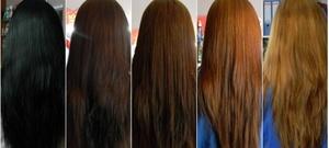 Обесцвечивание волос кока колой