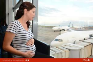 Можно ли летать беременным