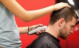 Как подстричь волосы мужская стрижка