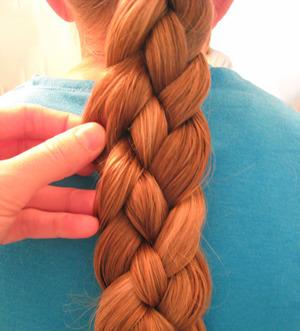 Классические варианты кос