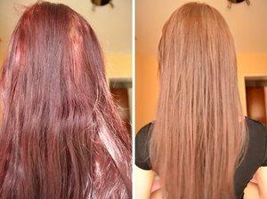 Рекомендации по осветлению волос