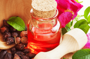 Состав и полезные свойства масла шиповника