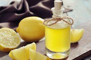 Эфирное масло лимона свойства