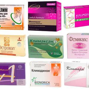 Замещающая гормонотерапия при климаксе препараты