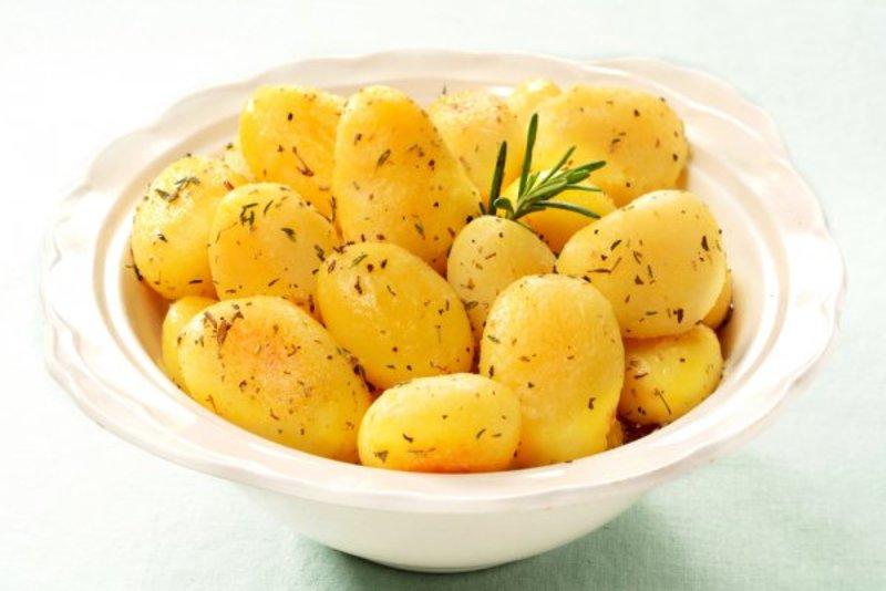Диета на картошке