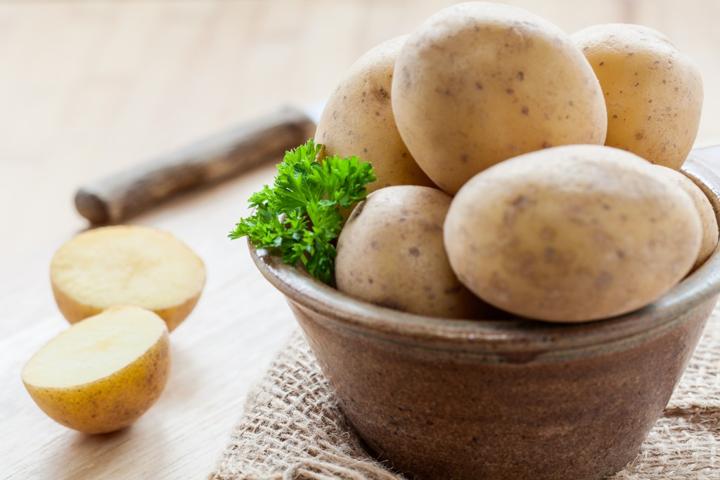 можно ли есть запеченную картошку при похудении