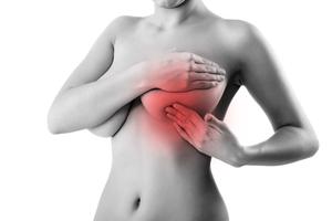 Жжение в области груди у женщин