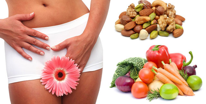 Молочницу у женщин диета