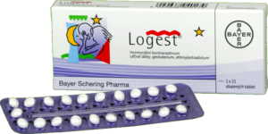 Гормональные таблетки логест 2