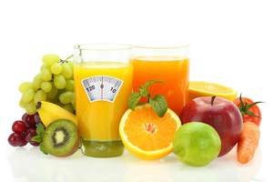 Монодиета из фруктов