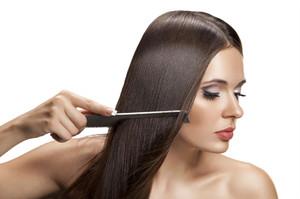 Кератиновый уход за волосами