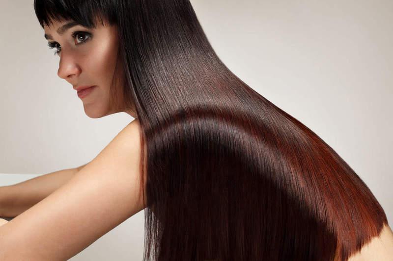 Маска для гладкости волос в домашних условиях
