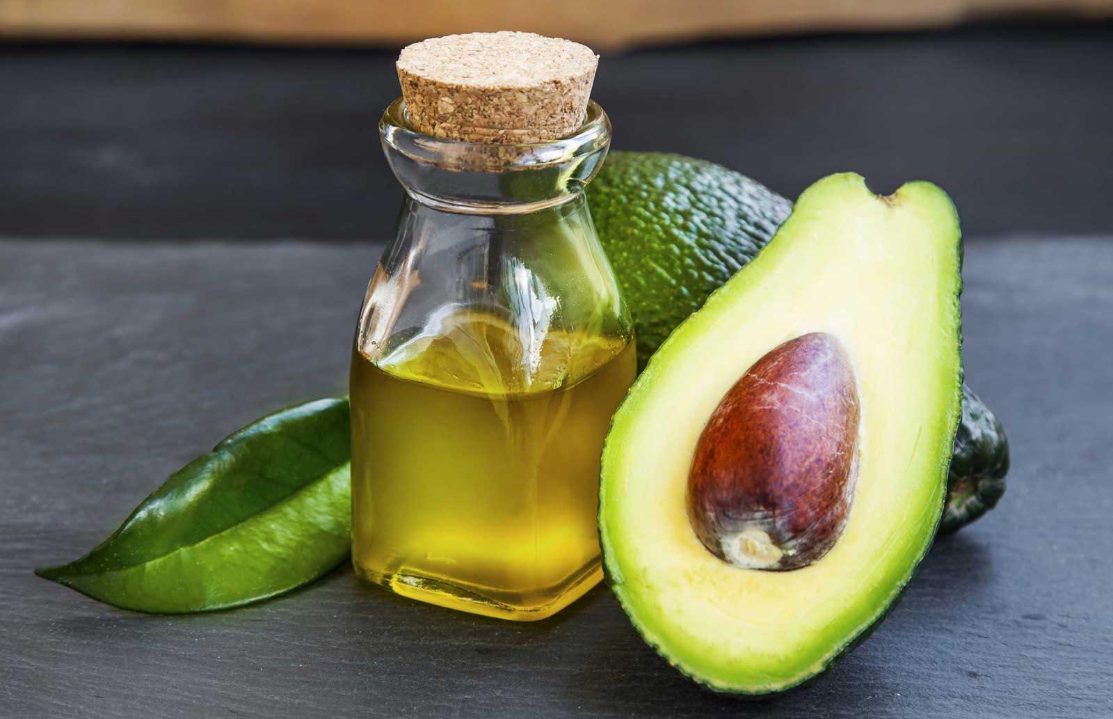 Масло авокадо для волос: применение