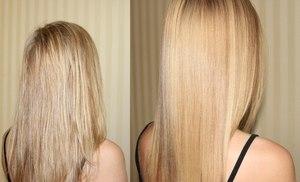 Осветление волос и уход после процедуры