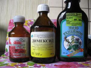 Описание препарата димексид