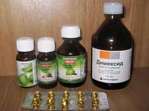 Как применить препарата димесксид для роста волос