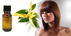 Эфирное масло иланг иланг для волос