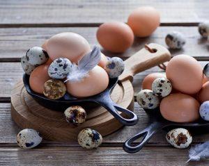 Преимущества перепелиных яиц