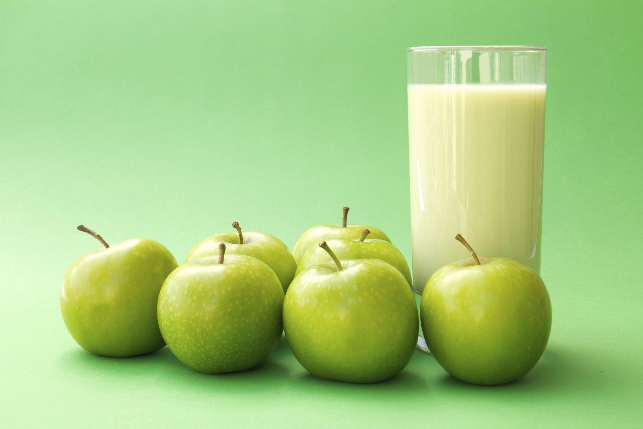 яблоко и кефир для похудения отзывы