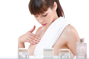 Особенности ухода за грудью
