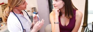 Гнойные выделения у женщин, лечение
