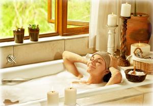 Cодовые ванны: описание процедуры