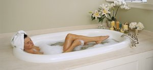 Принцип действия ванн с содой