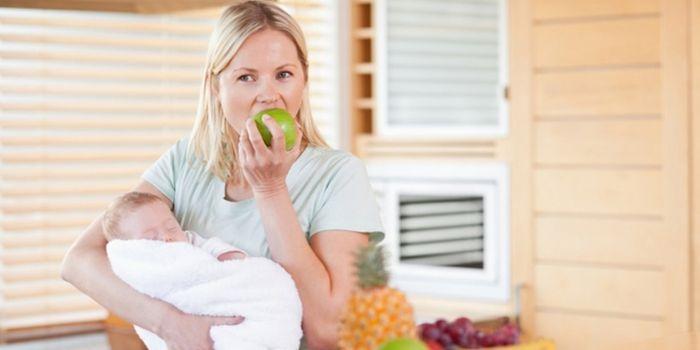 Диета после родов после родов.