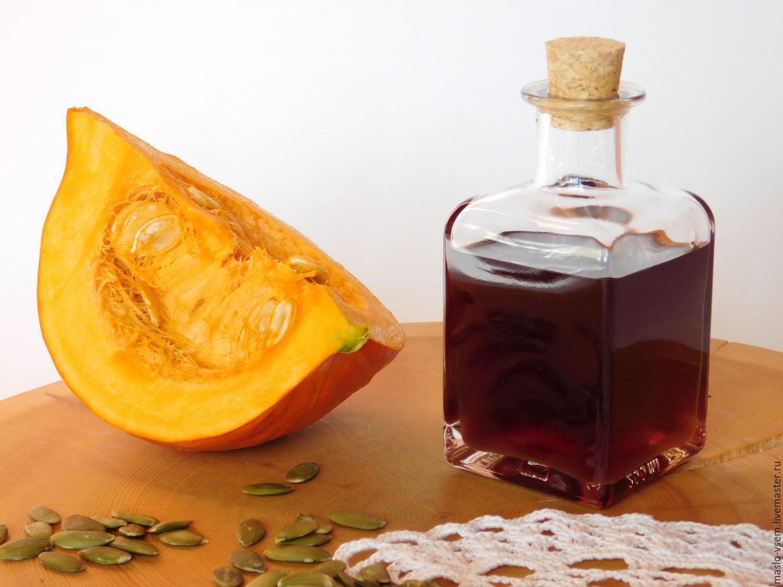 Диета с тыквенным маслом