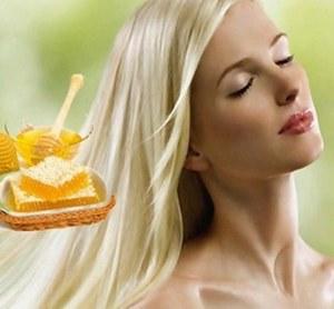 маска из мёда для волос