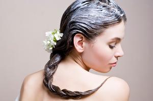 Ночной уход за волосами