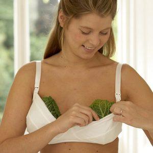 Лечение лактостаза капустным листом