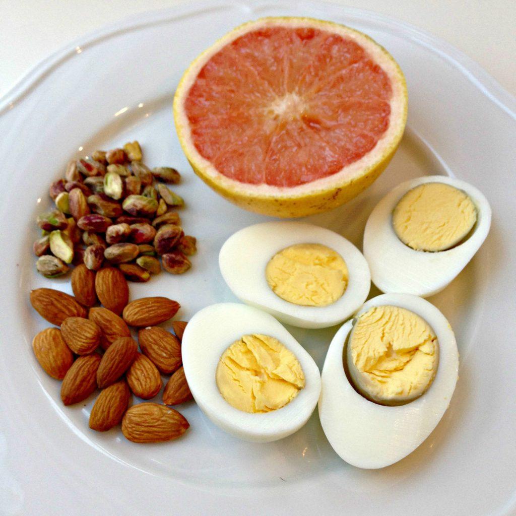 Похудение На Грейпфрутах И Яйцах.