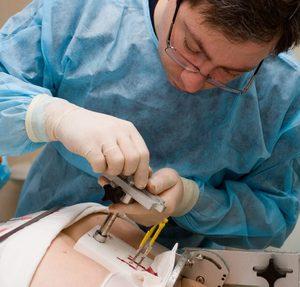 Хирургический отбор проб