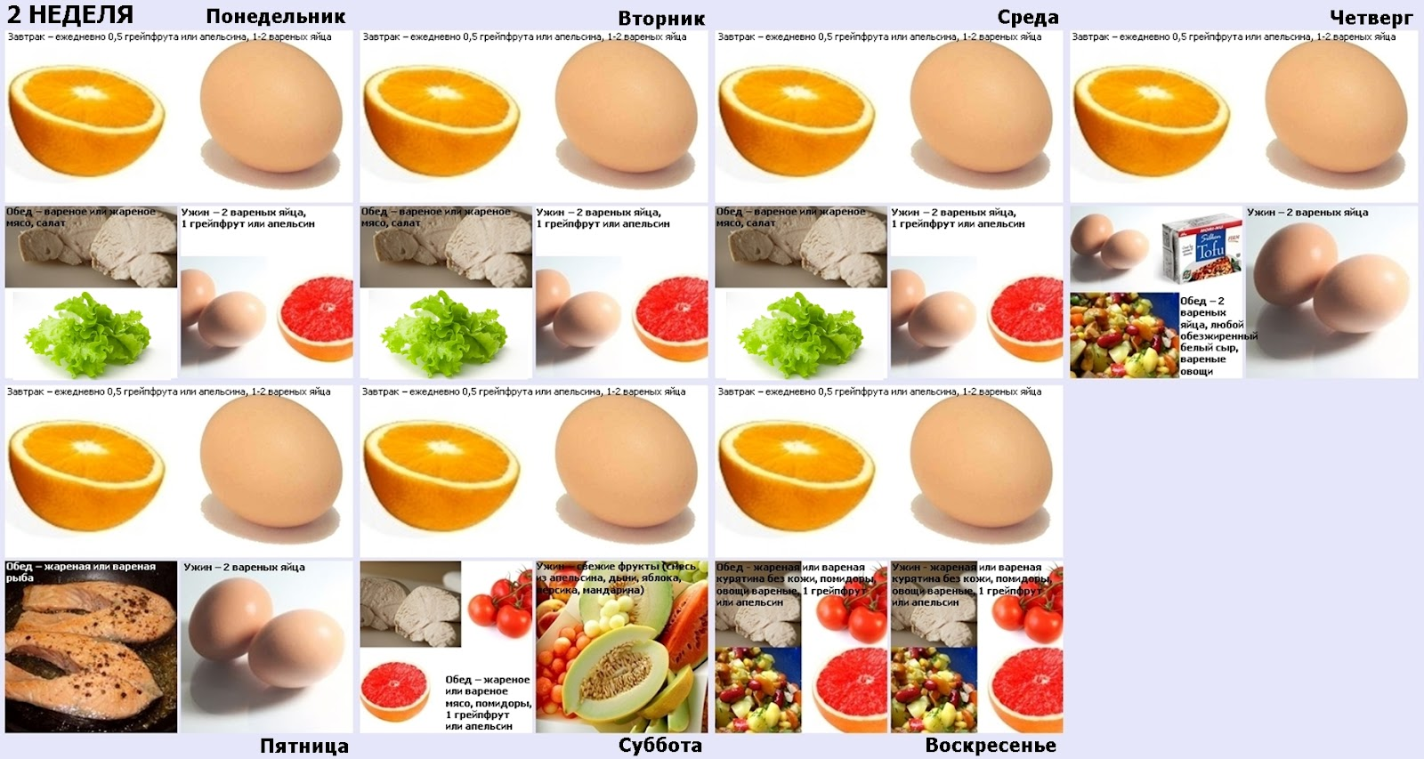 Чем можно заменить яйца в диете любимая