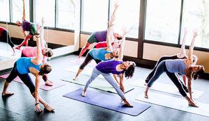 Аэробика и йога