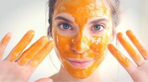 Маска для лица: мед и соль