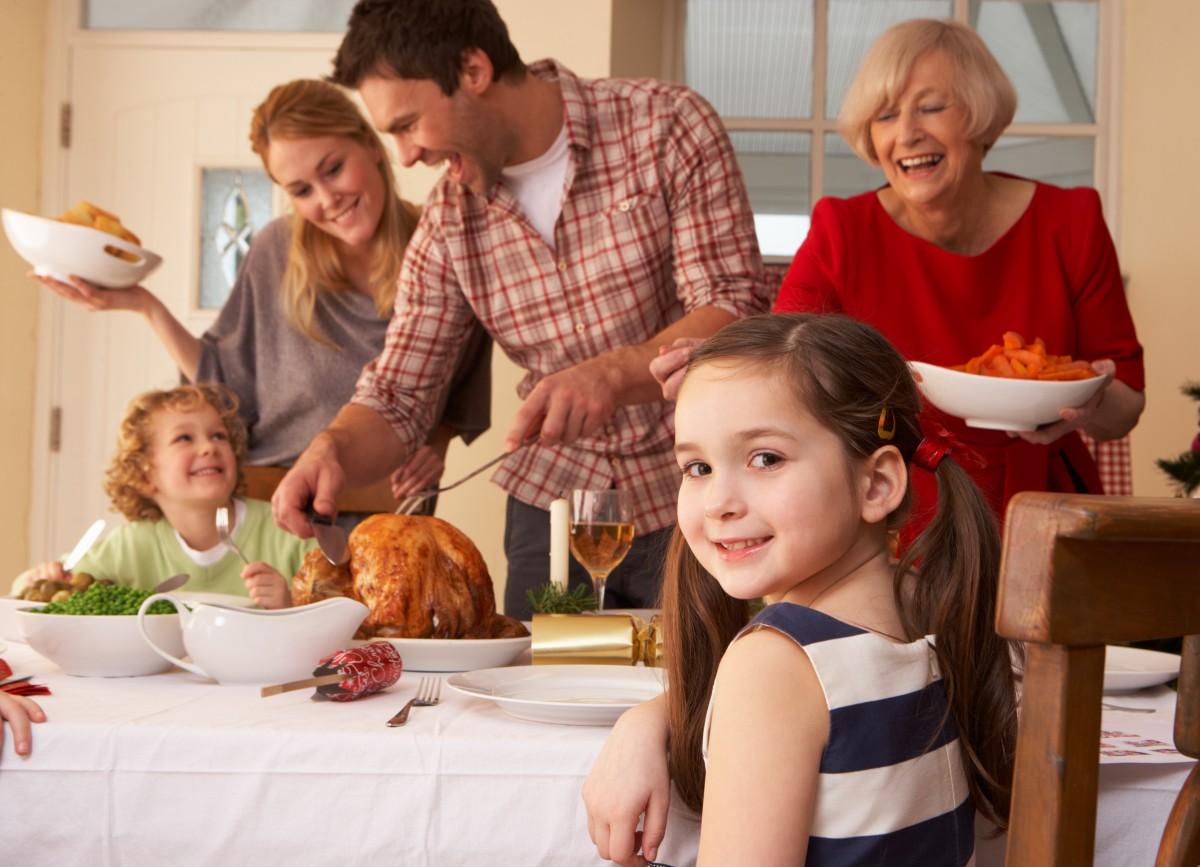Семейные традиции и обычаи изоражения