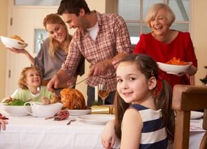 Семейные традиции в России