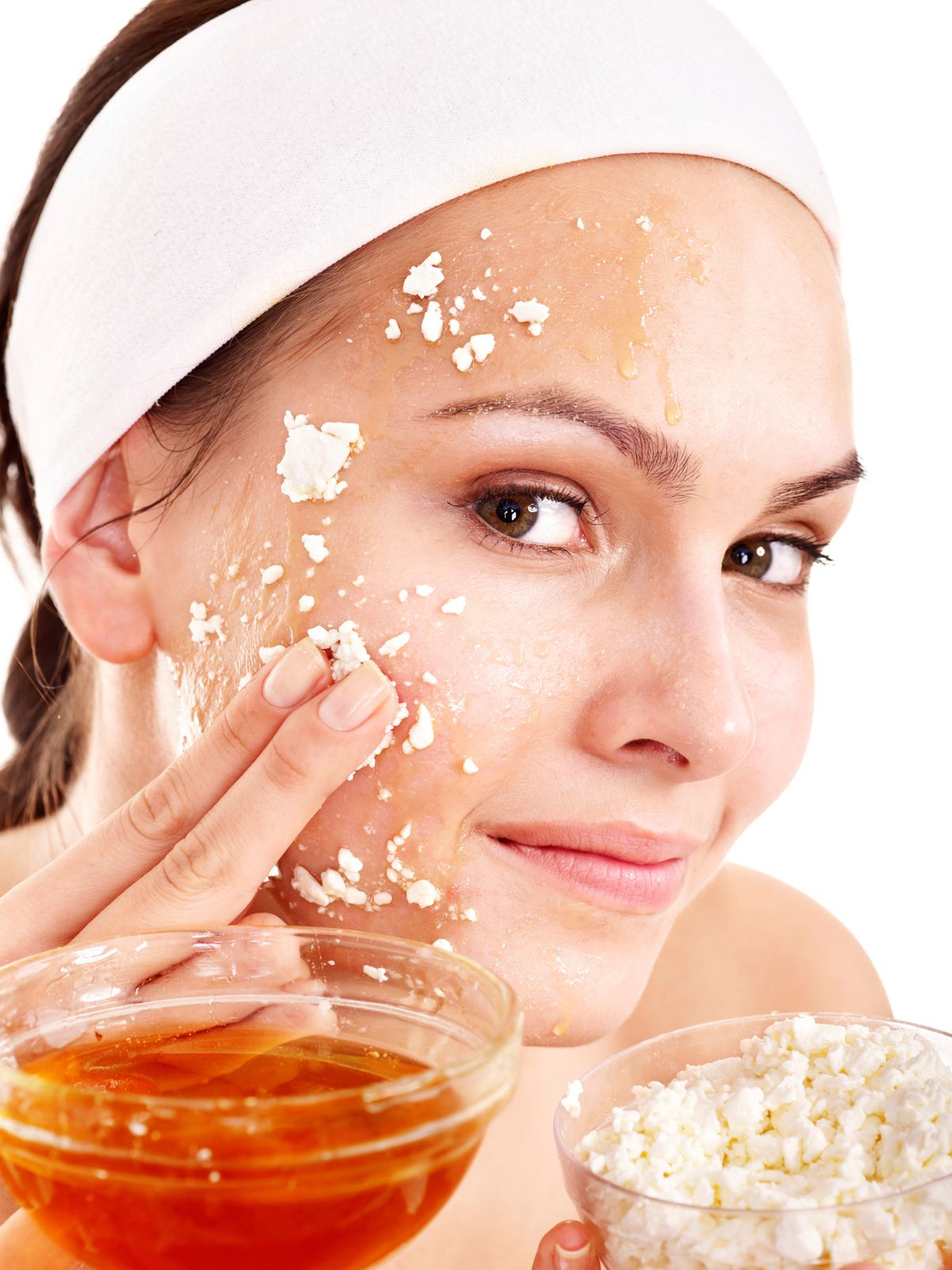 Домашние маски для сухой кожи лица - Cosmopolitan 91