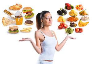 Как придерживаться правильного питания